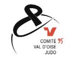 logo comité du Val d'Oise judo